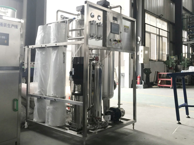 Water Treatment System (1000L/H)