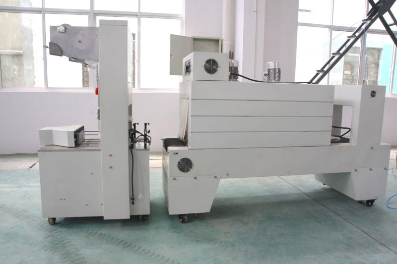 PE Film Shrink Wrapping Machine (2-5bag/min)